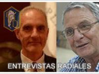 Dr. Carlos Omar Della Védova y Dr. Carlos Alberto Cabal Mirabal