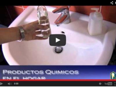 Programa 14: Remedios caseros con productos químicos